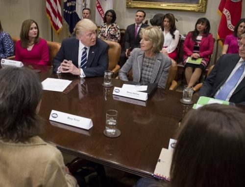 A Seat at the (White House) Table
